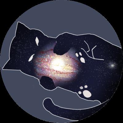 Galaxy Kittens Guild Logo