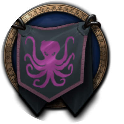Twenty Dollar Horde Guild Logo