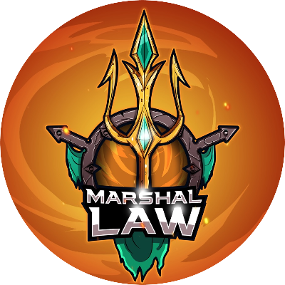 Marshal Law Guild Logo