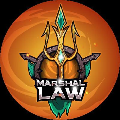 Marshal Law Guild Logo