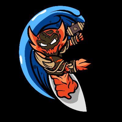 Vibin Guild Logo