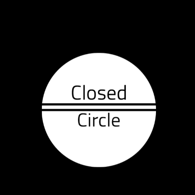 Closed Circle Guild Logo