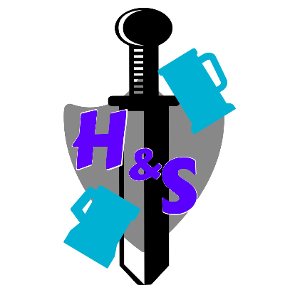 Heroes and Slackers Guild Logo