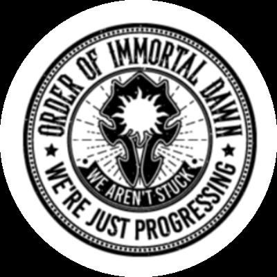Order Of Immortal Dawn Guild Logo