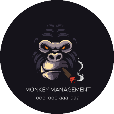 Monkey Management Guild Logo