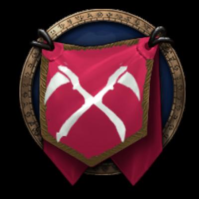 FOR THE INVICTA Guild Logo