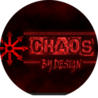 Chaos By Design Guild Logo
