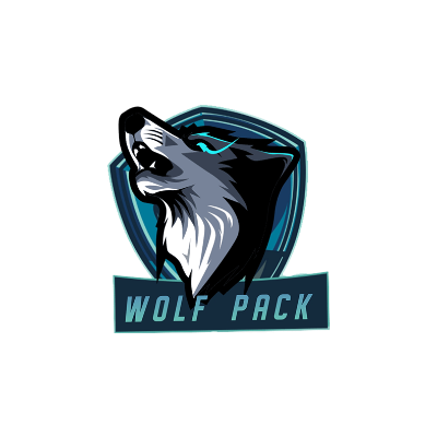 The Wolf Pack Guild Logo