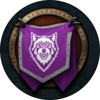 Wolves of the North Guild Logo