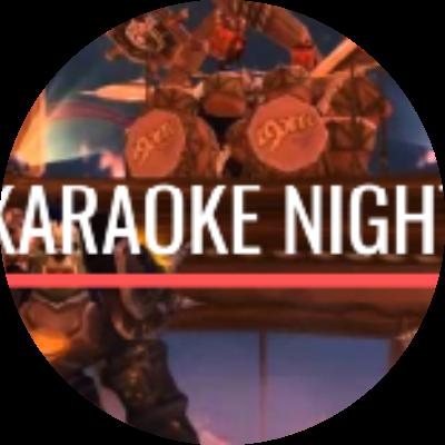 Karaoke Night Guild Logo