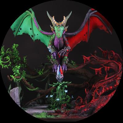 The Emerald Dream Guild Logo