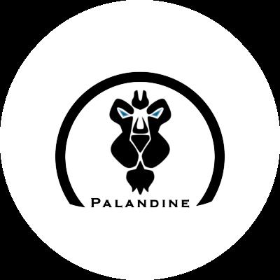 Hand of Palandine Guild Logo