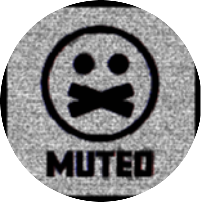 Am I Muted Guild Logo