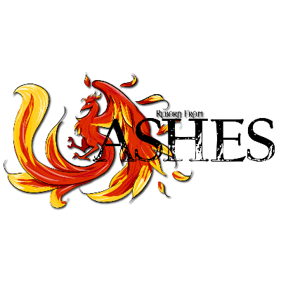 Reborn From Ashes Guild Logo