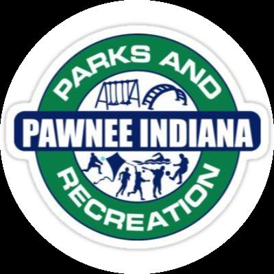 Pawnee Parks Department Guild Logo