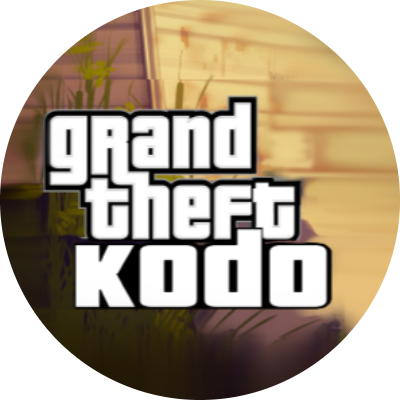 Grand Theft Kodo Guild Logo