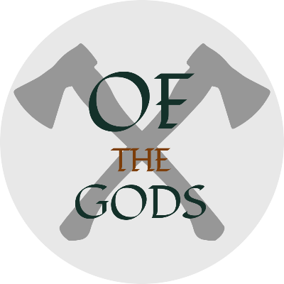 Of the Gods Guild Logo