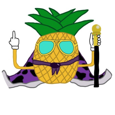PINEAPPLE PlMPS Guild Logo