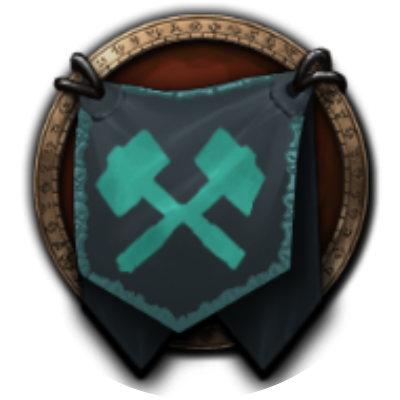 Forgefall Guild Logo