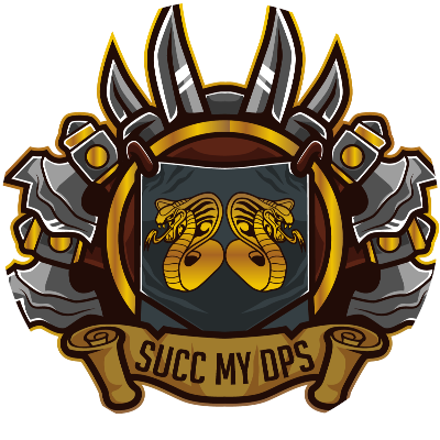 Succ my DPS Guild Logo