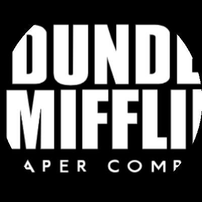Dunder Mifflin Paper Co Guild Logo