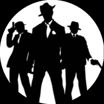 Greeky Blinders Guild Logo