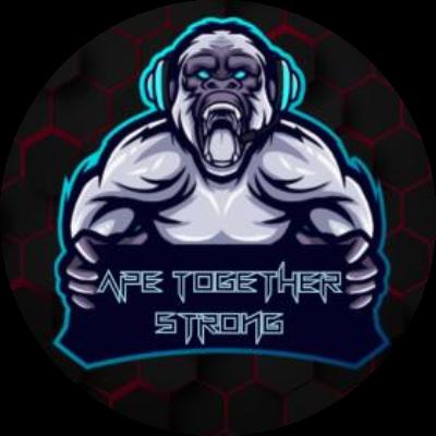 Ape Together Strong Guild Logo
