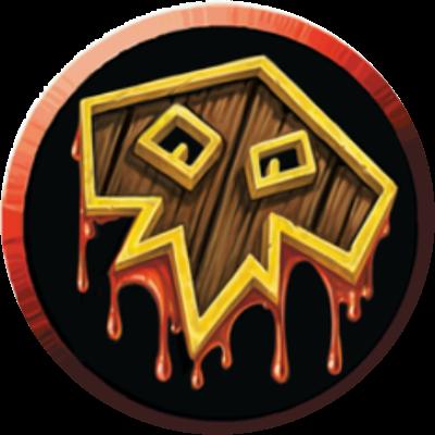 Lûst on Pull Guild Logo