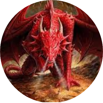 Mighty Dragons Guild Logo