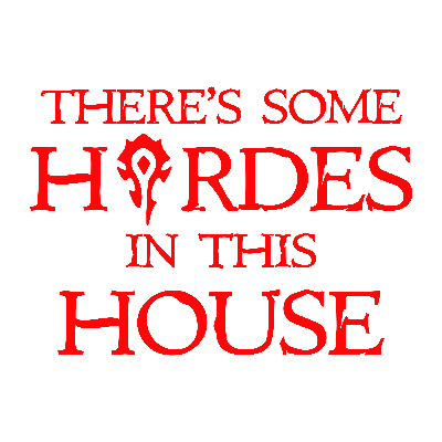 Hordes in this House Guild Logo