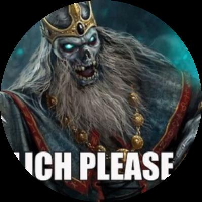 Lich Please Guild Logo