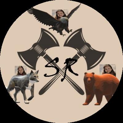 Smertens Runesten Guild Logo