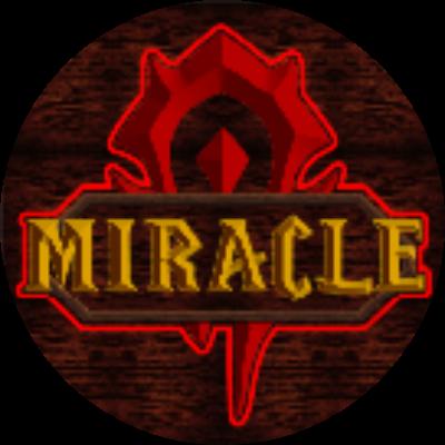 M I R A C L E Guild Logo