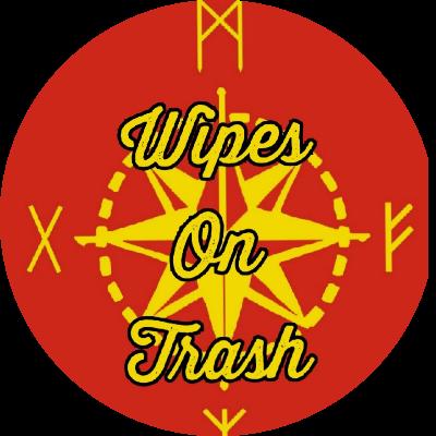 wipes on trash Guild Logo