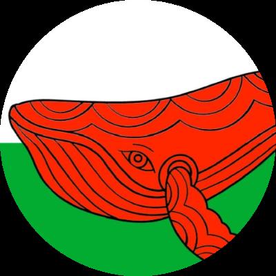 IMA WHALE OORAAROAOOAA Guild Logo