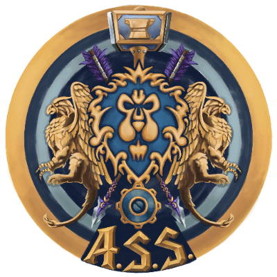 Allied Security Service Guild Logo