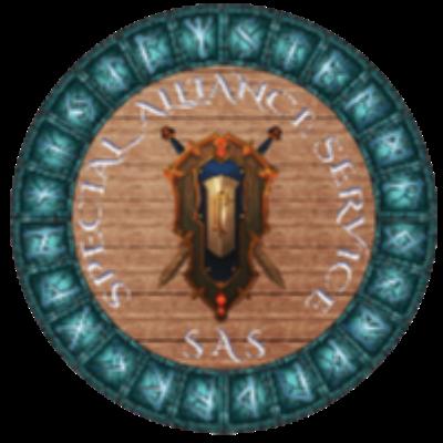 Special Alliance Service Guild Logo