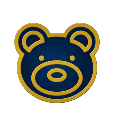 Bear With Me Guild Logo