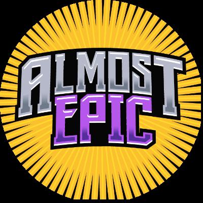 Almost Epic Guild Logo