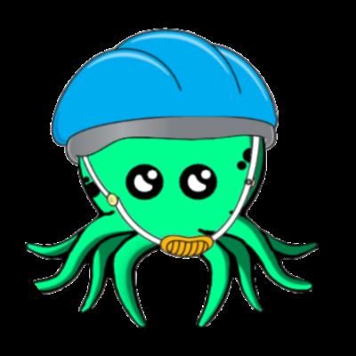 Octopals Guild Logo