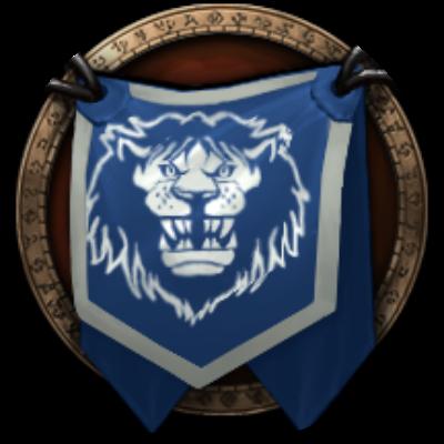 Frost Mane Guild Logo