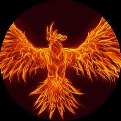 Last Phoenix Rising Guild Logo