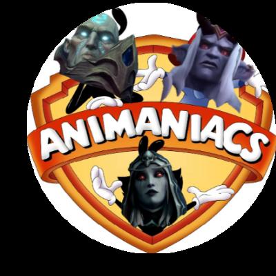 Animaniacs Guild Logo
