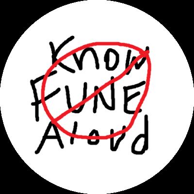 No Fun Allowed Guild Logo