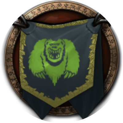 Frequent War Crimes Guild Logo