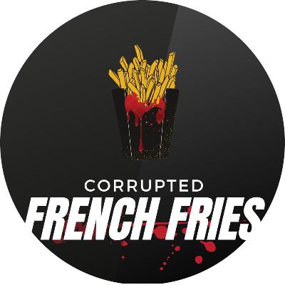 Corrupted French Fries Guild Logo