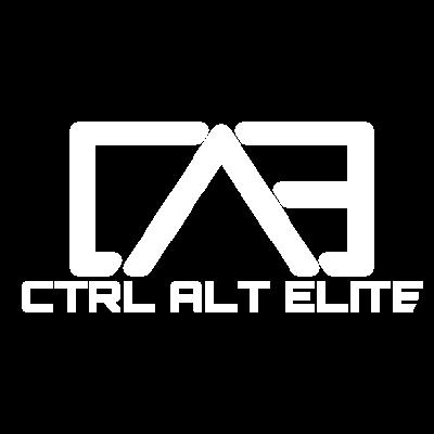 CTRL ALT ELITE Guild Logo