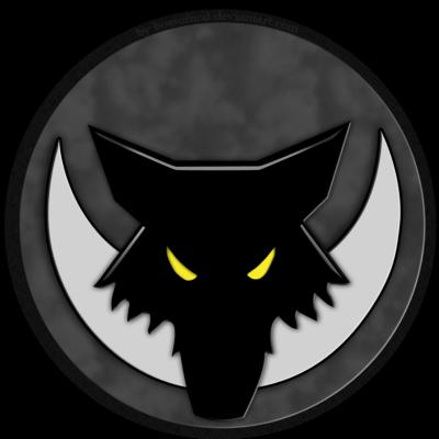 Luna Wolves Guild Logo