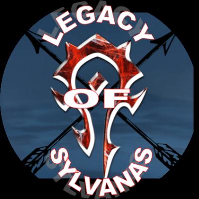 Legacy Of Sylvanas Guild Logo