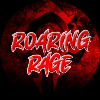 Roaring Rage Guild Logo